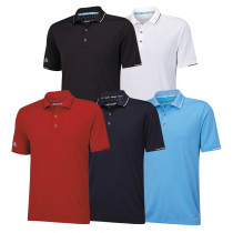 Adidas ClimaChill Solid Polo - Adidas Golf