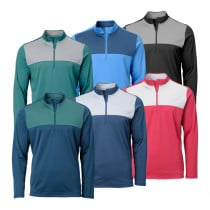 Adidas Climawarm Novelty 1/4 Zip Layering - Adidas Golf