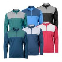 Adidas Climawarm Novelty 1/4 Zip Layering - Adidas Golf