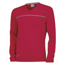 Bold Red/Core Heather