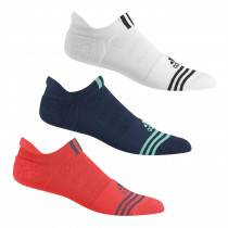 Adidas Performance No-Show Socks 11-14 - Adidas Golf