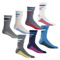 Adidas Single 3-Stripe Crew Socks 7-10.5 - Adidas Golf