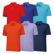 Adidas UV Elements Tonal Stripe Polo - Adidas Golf