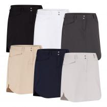 2016 Women's Adidas Essentials 3-Stripes Skort - Adidas Golf