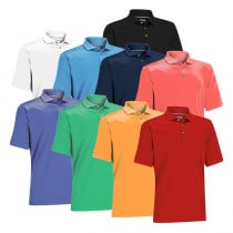 Ashworth EZ-SOF Solid Golf Polo - Ashworth Golf