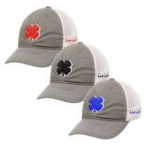 Black Clover Lucky Putty Fitted Hat
