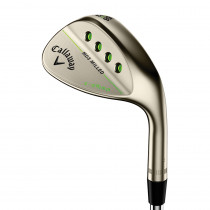 Callaway MD3 Milled Gold Nickel Wedge - Callaway Golf