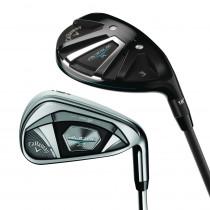 Callaway Rogue X Irons/Hybrids Combo Set - Callaway Golf