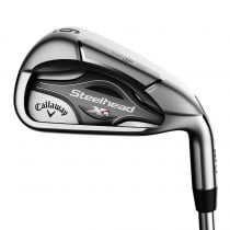 Callaway Steelhead XR Iron Set Steel Shaft - Callaway Golf