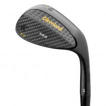 Cleveland 588 RTX 2.0 Custom Edition Black Satin Carbon Fiber Black/Yellow Wedge