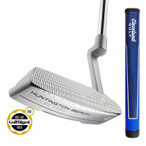 Cleveland Huntington Beach 4 Putter, O/S Grip - Cleveland Golf