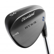 Cleveland RTX-3 Black Satin Wedge - Cleveland Golf