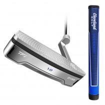 Cleveland TFI 2135 Satin - 1.0 Putter, O/S Grip - Cleveland Golf