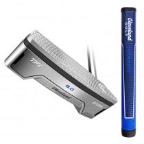 Cleveland TFI 2135 Satin - 8.0 Putter, O/S Grip - Cleveland Golf