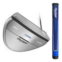 Cleveland TFI 2135 Satin - Cero Putter, O/S Grip - Cleveland Golf