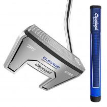 Cleveland TFI 2135 Satin - Elevado CB Puter, O/S Grip - Cleveland Golf