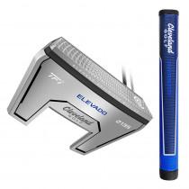 Cleveland TFI 2135 Satin - Elevado Putter, O/S Grip - Cleveland Golf