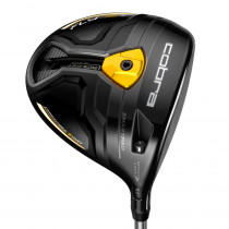 Cobra Fly-Z+ Adjustable Black Driver - Cobra Golf