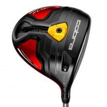 Cobra Fly-Z+ Adjustable Barbados Red Driver - Cobra Golf