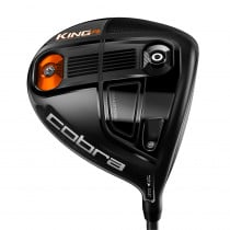 Cobra King F6 Adjustable Black Driver - Cobra Golf