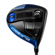Cobra King F6 Adjustable Blue Aster Driver - Cobra Golf