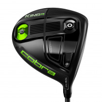 Cobra King F6 Adjustable Turbulence/Green Gecko Driver - Cobra Golf