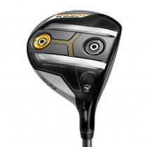 Cobra King F7 Adjustable Silver Fairway Wood - Cobra Golf