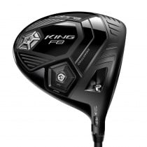 Cobra King F8 Adjustable Black Driver - Cobra Golf