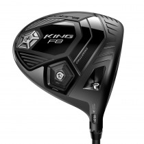 Cobra King F8 Adjustable Nardo Grey Driver - Cobra Golf