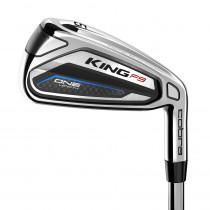 Cobra King F9 Speedback One Length Iron Set - Cobra Golf