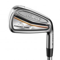 Cobra King Forged Tour Iron Set - Cobra Golf