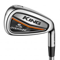 Cobra King Oversize Iron Set - Cobra Golf