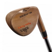 Cobra Trusty Rusty Bronze Wedge - CUSTOM BUILT BY HURRICANE GOLF - Cobra Golf