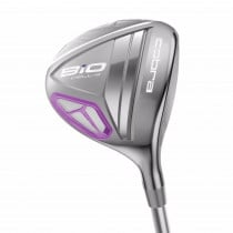 Women's Cobra BiO Cell-S Silver/Purple Fairway Wood - CUSTOM BUILT BY HURRICANE GOLF
