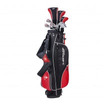 Dunlop Sport Tour Red Men's Premium Golf Set Regular Flex