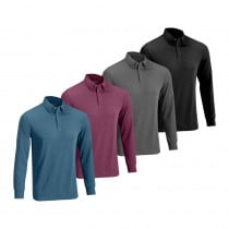 Mizuno Breath Thermo LS Polo - Mizuno Golf