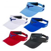 Mizuno Runbird Tech Adjustable Golf Visor - Mizuno