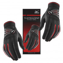 Mizuno Thermagrip Golf Gloves Black