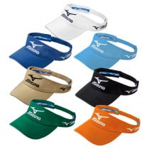 Mizuno Tour Adjustable Visor - Mizuno Golf