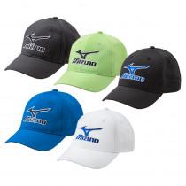 Mizuno Tour Waffle Golf Adjustable Hat - Mizuno Golf