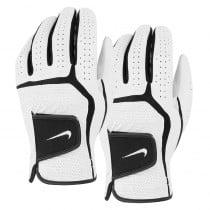 Nike Dura Feel Golf Glove 2 Pack