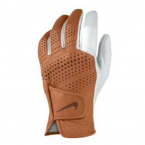 Nike Tour Classic Men's Golf Glove White/Brown