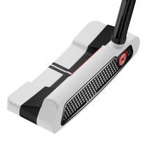Odyssey O-Works #1 Wide White/Black/White Putter - Odyssey Golf