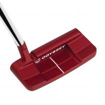 Odyssey O-Works Red #1 Wide S Putter w/ Mid Slim 2.0 Grip - Odyssey Golf