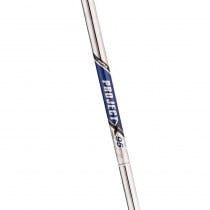 Project X Flighted Raw Steel Iron Shaft