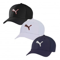 PUMA 3D Cat Flexfit Cap - PUMA Golf