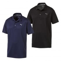 PUMA Body Map Jacquard Golf Polo - PUMA Golf