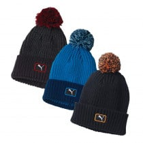 PUMA Cat Patch Pom Beanie - PUMA Golf