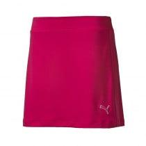 PUMA Junior Girls Solid Knit Golf Skirt - PUMA Golf