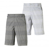 PUMA Pattern Golf Shorts - PUMA Golf